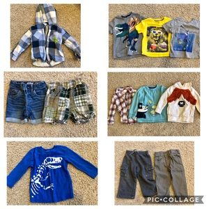 Other - 3T Toddler Boy Bundle